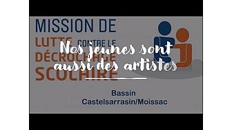 N'ayons pas peur d'être différents, ayons peur d'être pareils que tout le monde - exposition virtuelle de photos réalisées par les jeunes de la MLDS de Castelsarrasin @mldscastel #EMI